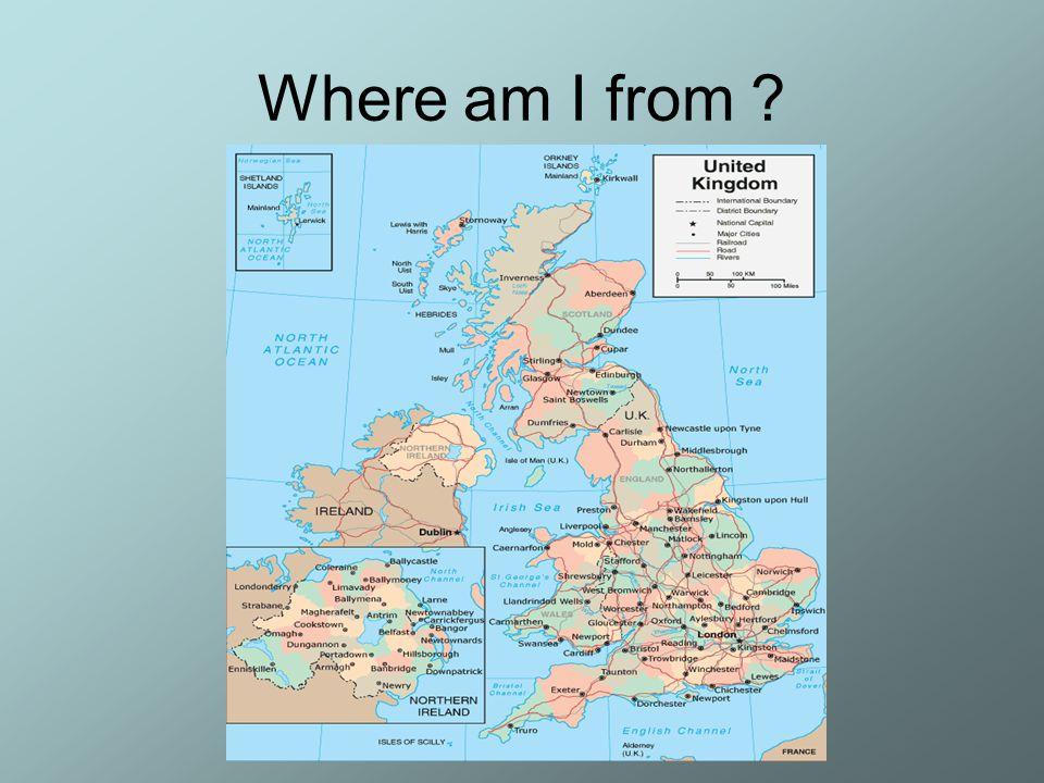 Honnan származom?