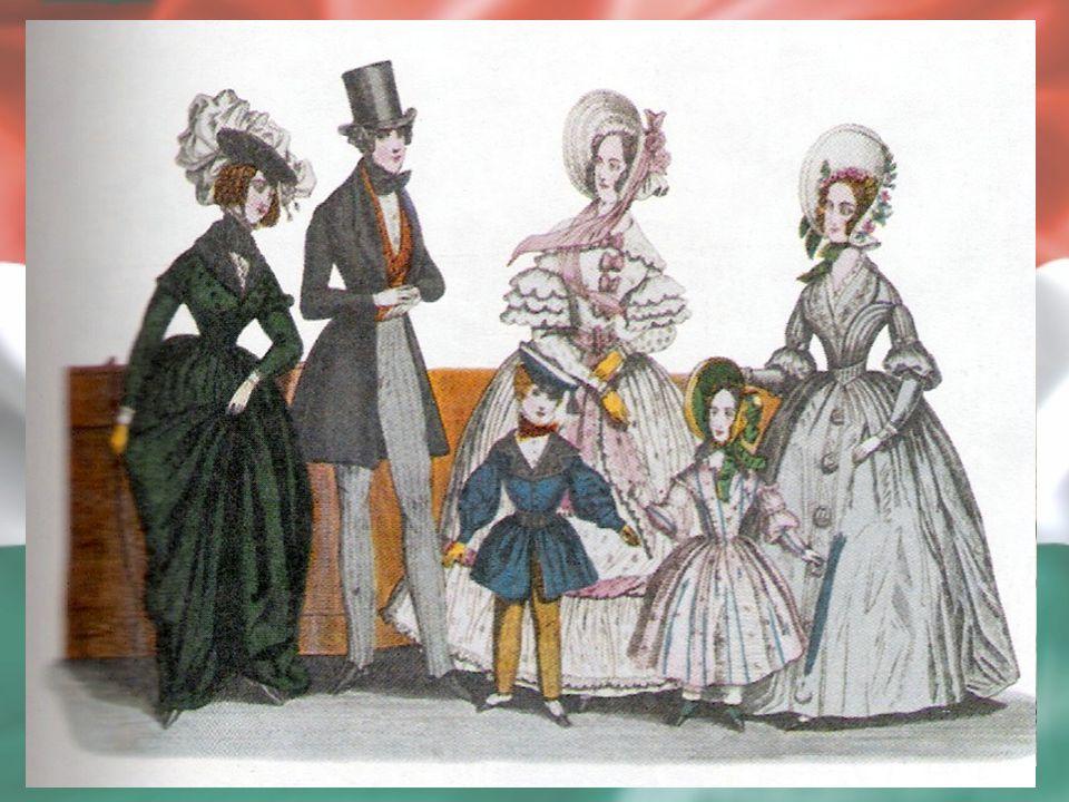 Kétféle magyar viselet alakult ki. Az egyik a díszmagyar, ami a magyar nemesség öltözéke az udvarnál, és a hétköznapi, mindennap viselt magyar ruha, a