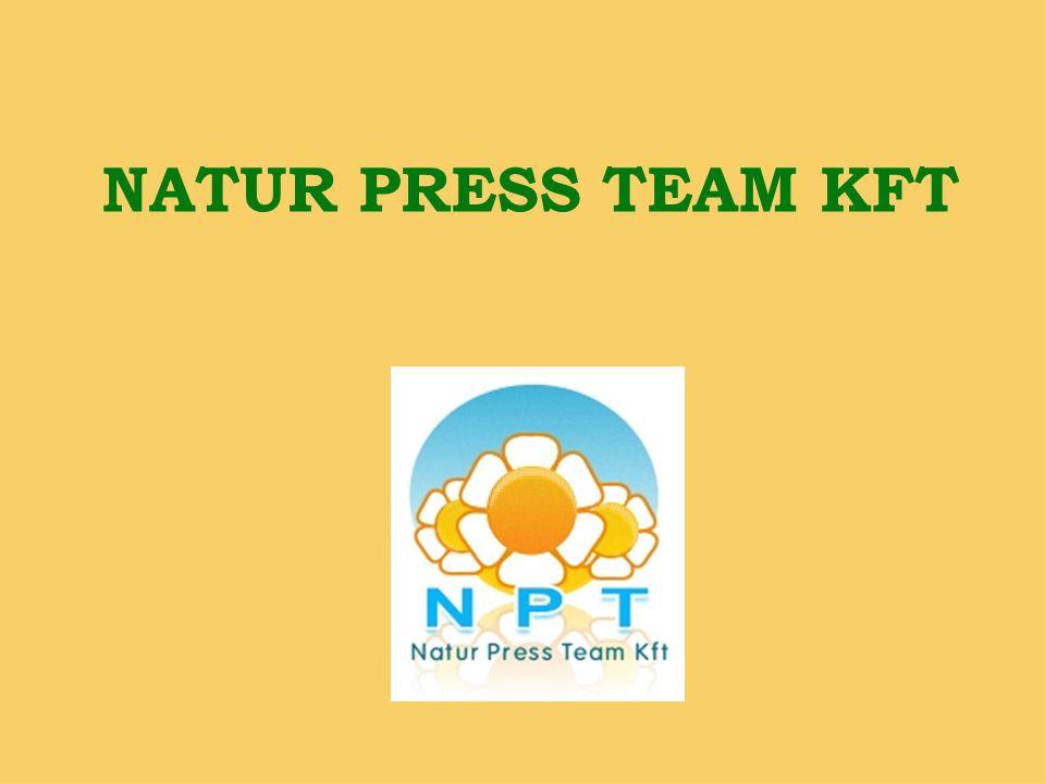 NATUR PRESS TEAM KFT
