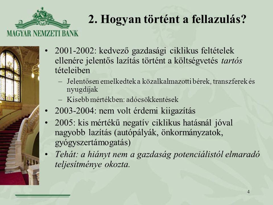 15 9.Megoldási irányelvek (folyt.) 4. sz.