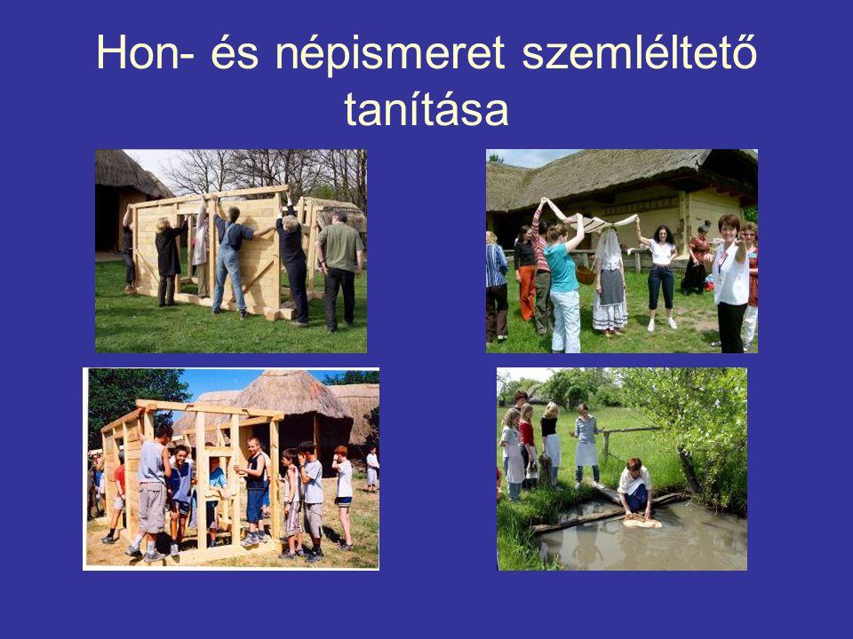 Képzések 2009-től Iskolabarát múzeumi környezet Időpont: 2009.