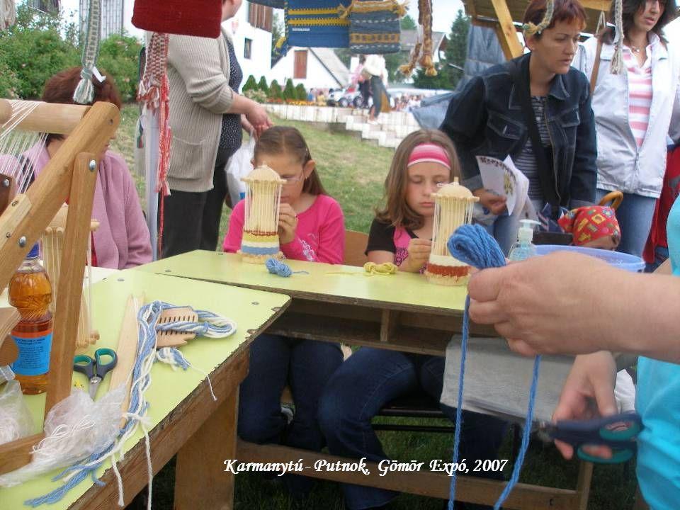 Karmanytú - Putnok, Gömör Expó, 2007