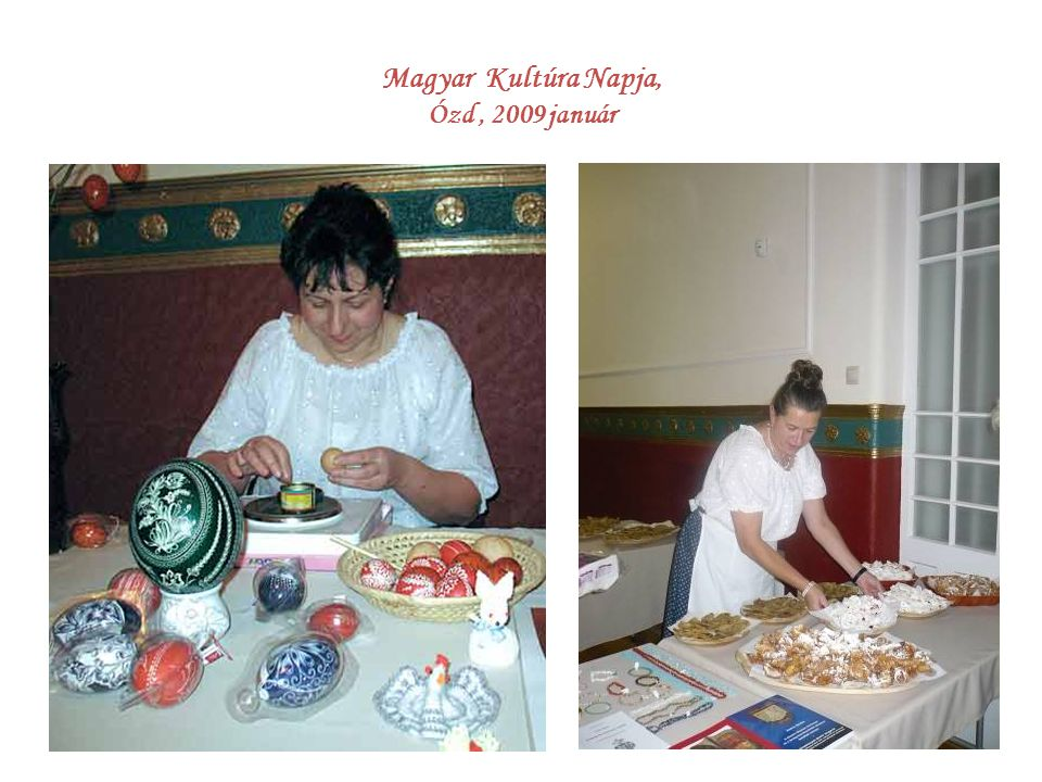 Magyar Kultúra Napja, Ózd, 2009 január