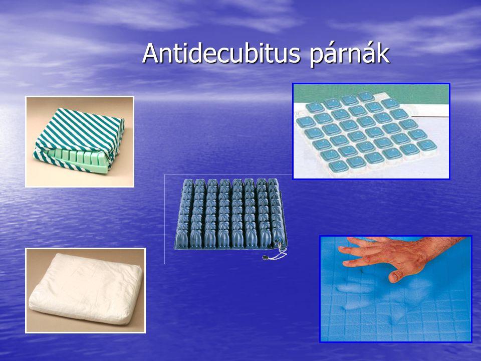 Antidecubitus párnák Antidecubitus párnák