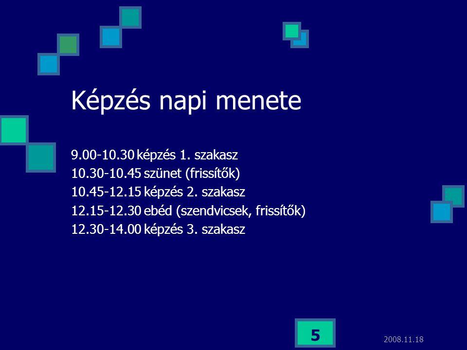 2008.11.18 6 I.MODUL: MUNKAERŐ-PIACI MENTOROK 1. A mentori személyiség 2.