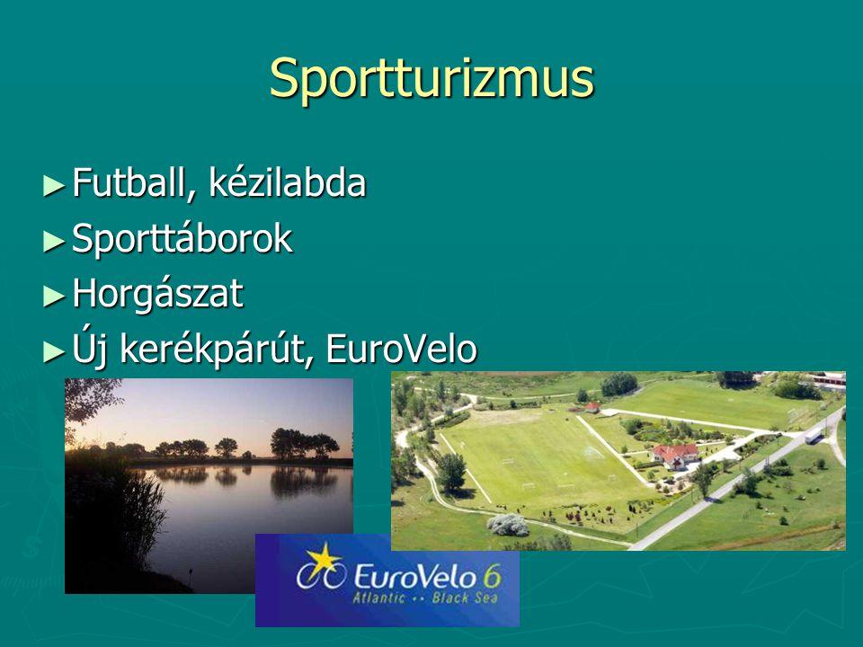 Sportturizmus ► Futball, kézilabda ► Sporttáborok ► Horgászat ► Új kerékpárút, EuroVelo