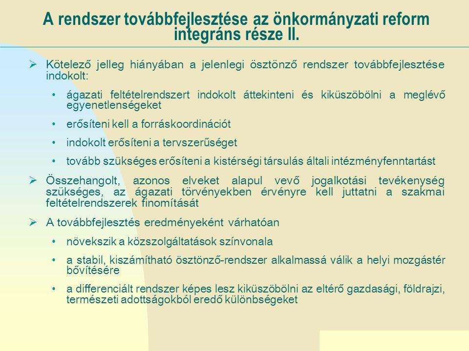 Ugrás az első oldalra A többcélú kistérségi társulások támogatása 2008-ban I.