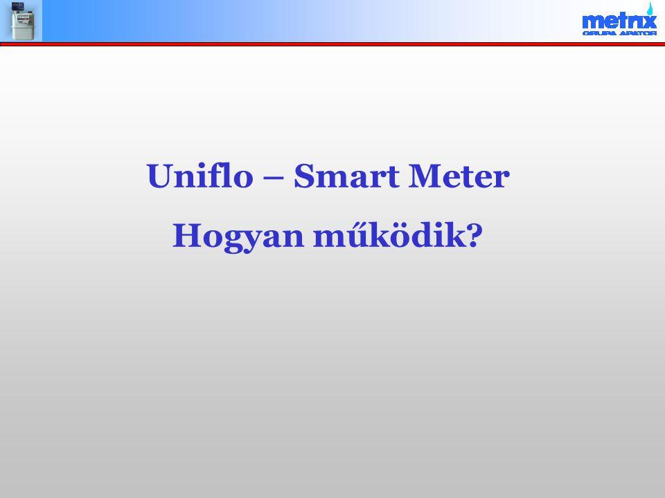 Javaslat vegyes AMR rendszerre (vezetékelt és vezeték nélküli) L ≤ 1000m LSD M-Bus GSM/GPRS KNCN-1 Up to 240 lines R ≤ 50m KR-1 M-Bus Apator Metrix's AMR system for gas utility metcom Gázméréstechnika