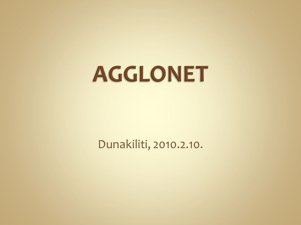 Dunakiliti, 2010.2.10.