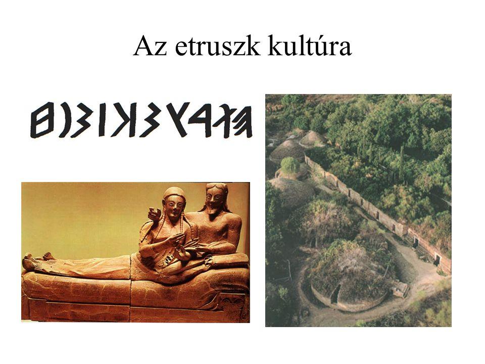 Az ókori Róma történelmének korszakai Róma alapítása – kr.