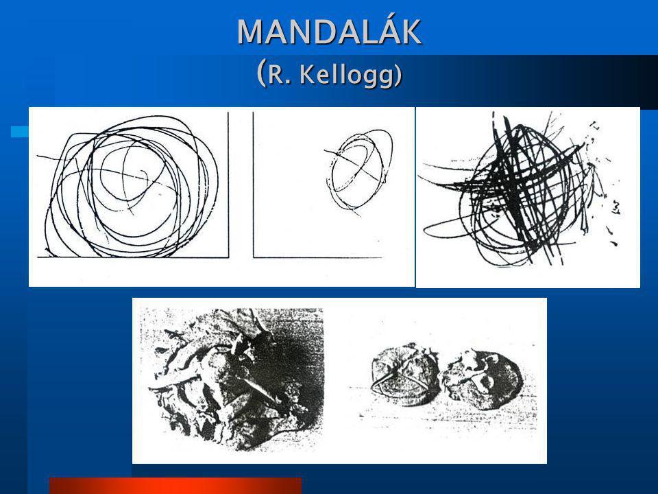 MANDALÁK ( R. Kellogg)