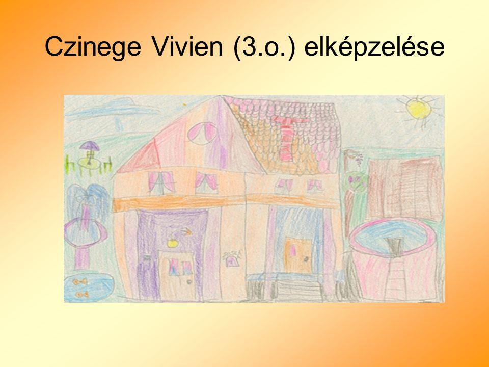 Czinege Vivien (3.o.) elképzelése