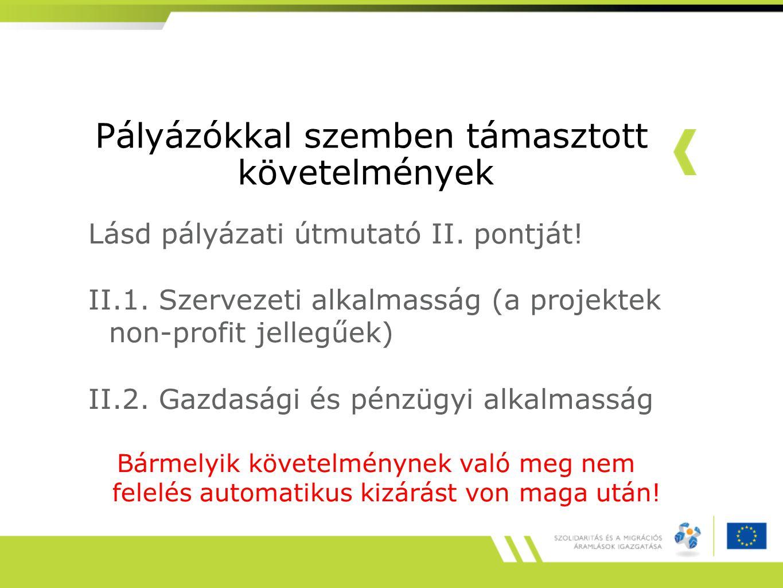 Támogatási szerződés megkötésének feltételei ELKÜLÖNÍTETT SZÁMLA Nyertes pályázóknak Elkülönített bankszámla vagy létező bankszámlán elkülönített alszámla nyitása szükséges Jogszabályi kötelezettség (14/2011.