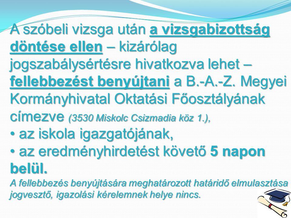 Törvényességi kérelmek Fellebbezések (2013.) 2008.