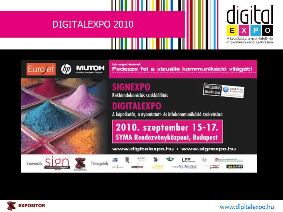 DIGITALEXPO 2010 www.digitalexpo.hu