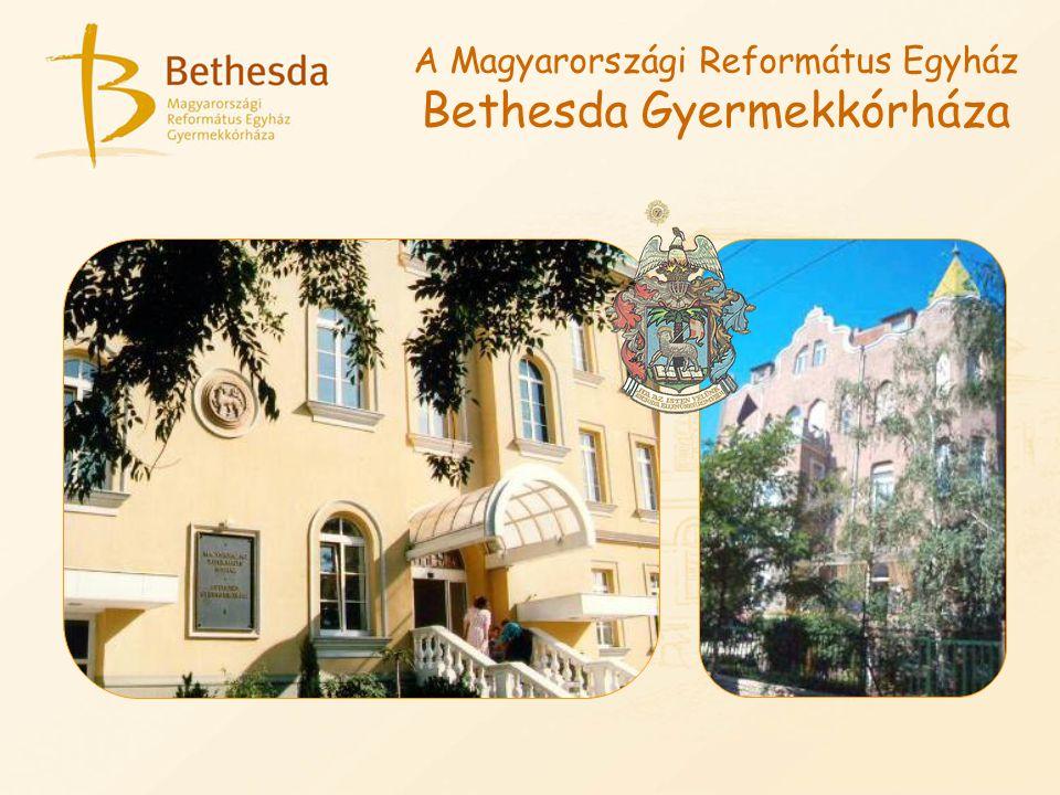 A Magyarországi Református Egyház Bethesda Gyermekkórháza