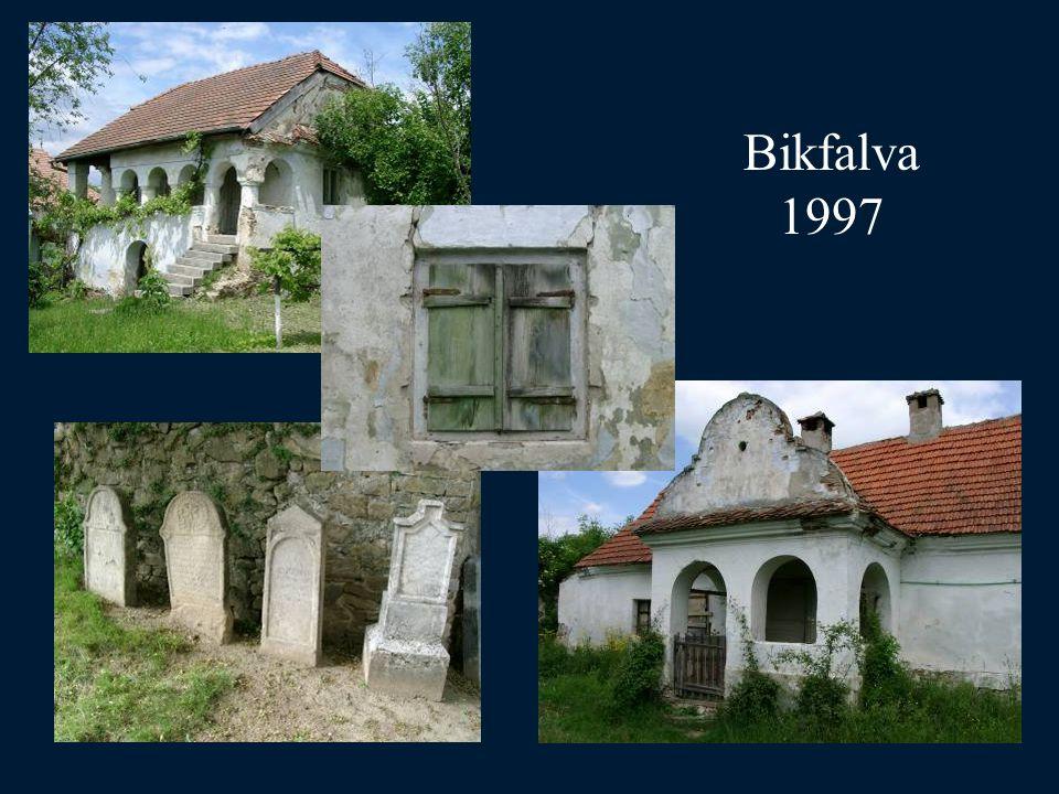 Bikfalva 1997