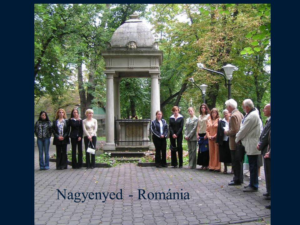 Nagyenyed - Románia