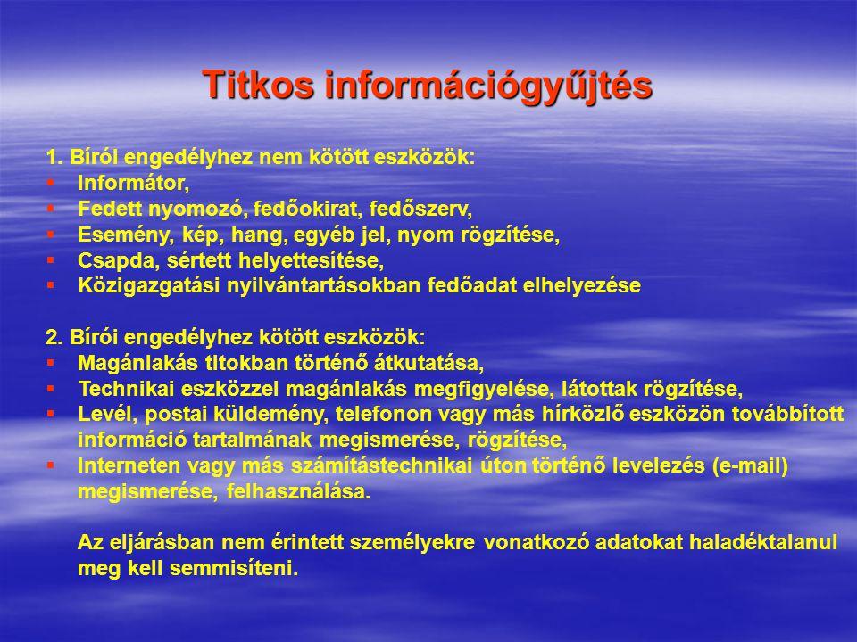 Titkos információgyűjtés 1.