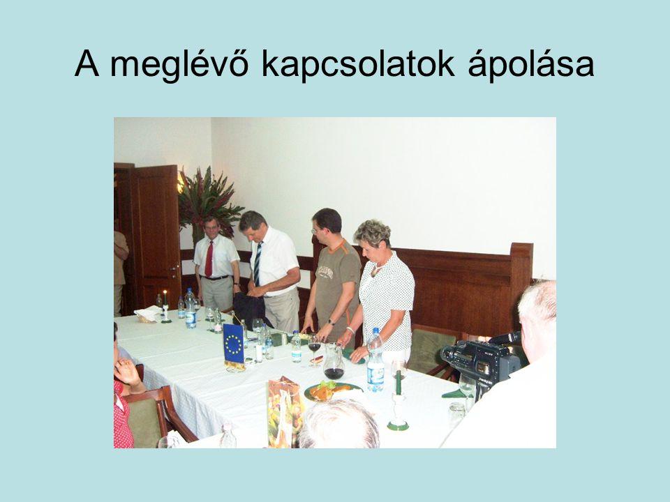 2008.június 03 – 08 között ünnepeltük meg a TBK fennállásának 10.