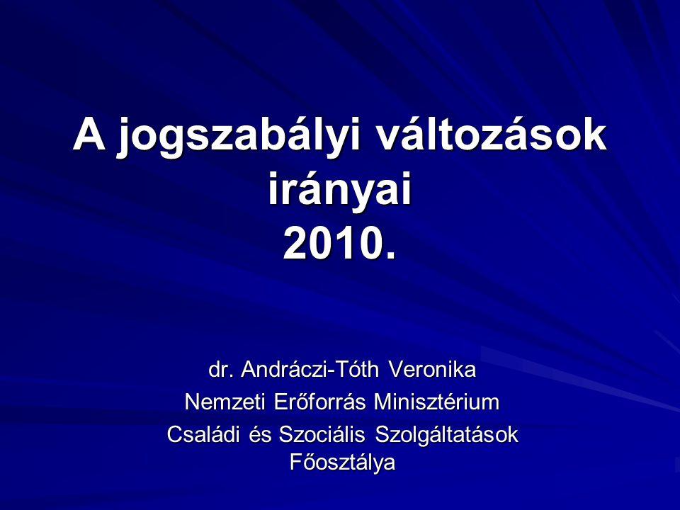 Az előadás vázlata 1.2010.