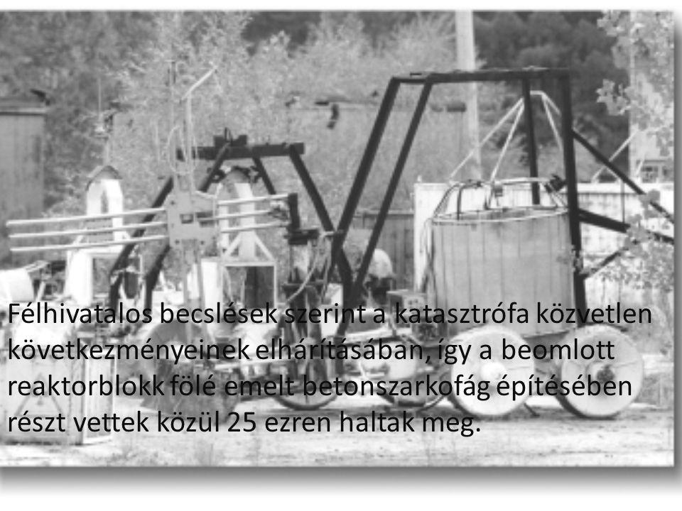 A csernobili katasztrófa súlyos egészségügyi, gazdasági és társadalmi következményei jelentősen ösztönözték a baleseti kibocsátási modellek fejlődését