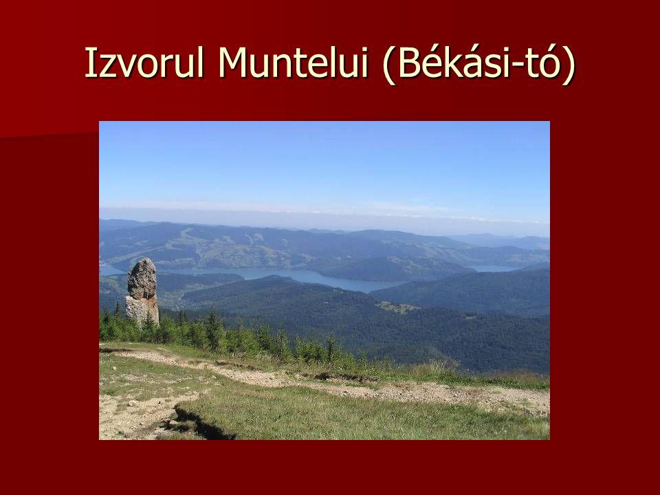 Izvorul Muntelui (Békási-tó)