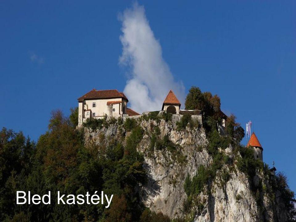 Bled kastély