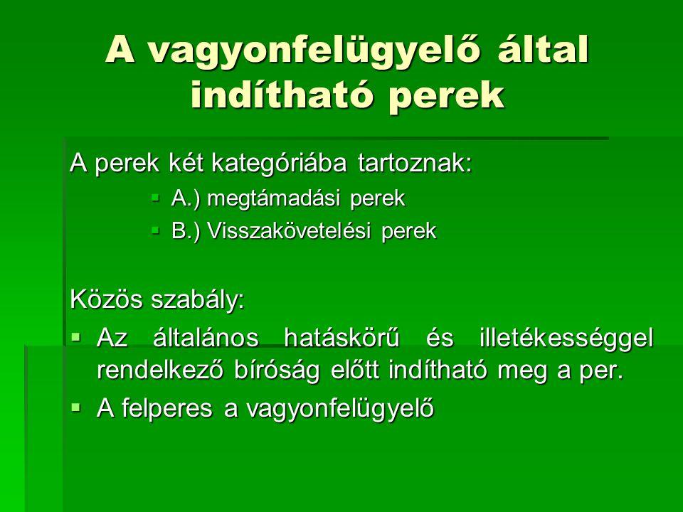 2/B.A Cstv. 40.§ és a Ptk.