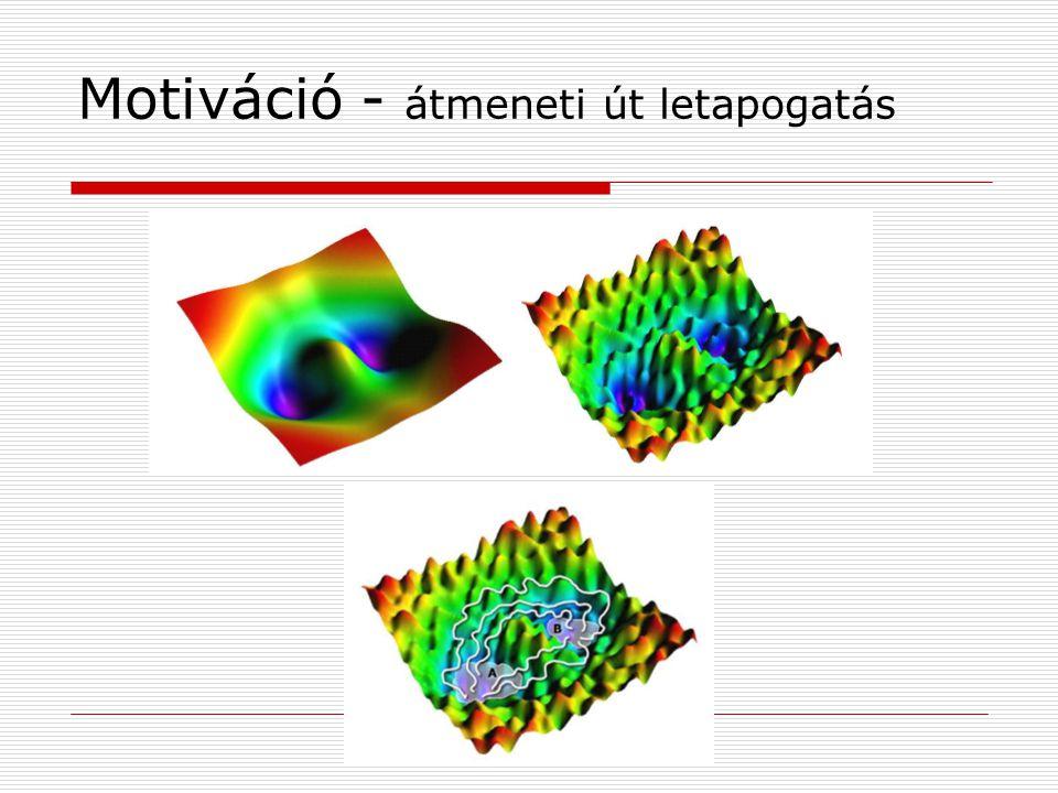 Alkalmazások szolvatáció víz - protontranszfer biomolekula izomerizáció fehérje feltekeredés vízklaszterek diffúzió zeolitban