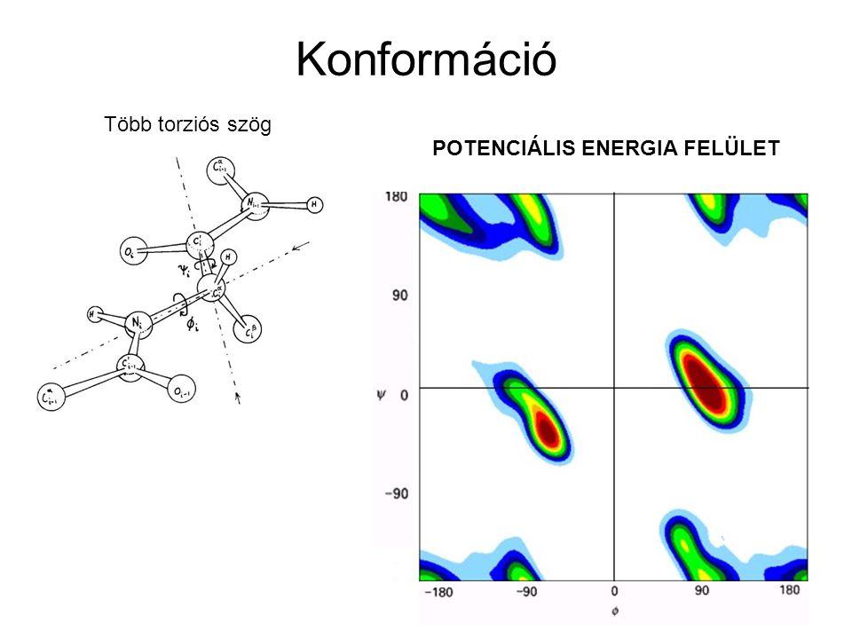 Többatomos molekulák: Vegyértékhéj- elektronpár taszítási elmélet (VSEPR) Szabályok: 1) Térigény: mp-mp>kp-mp>kp-kp (mp: magános pár, kp: kötő pár) 2) Többszörös kötés = egy kötő pár, de nagyobb térigényű, mint az egyszeres kötés.