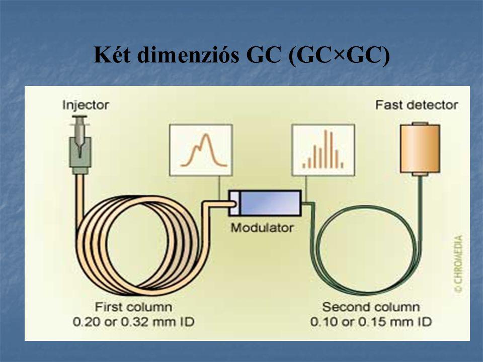 Két dimenziós GC (GC×GC)