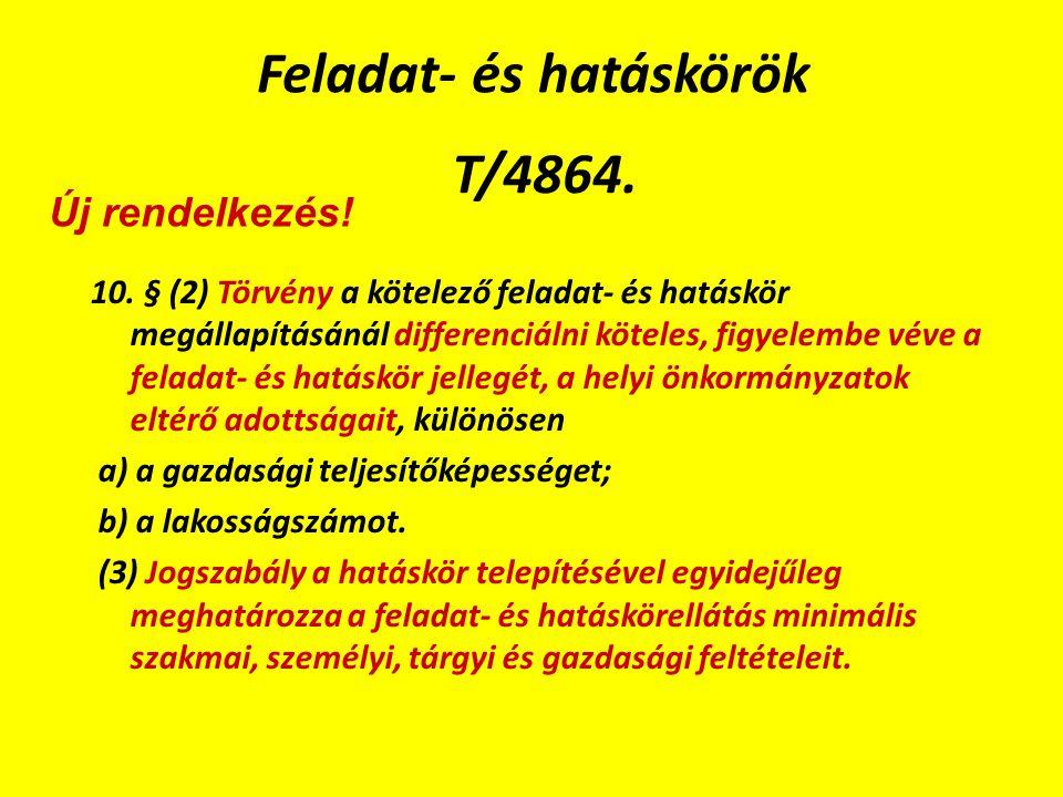 Törvényességi felügyelet T/4864.138.