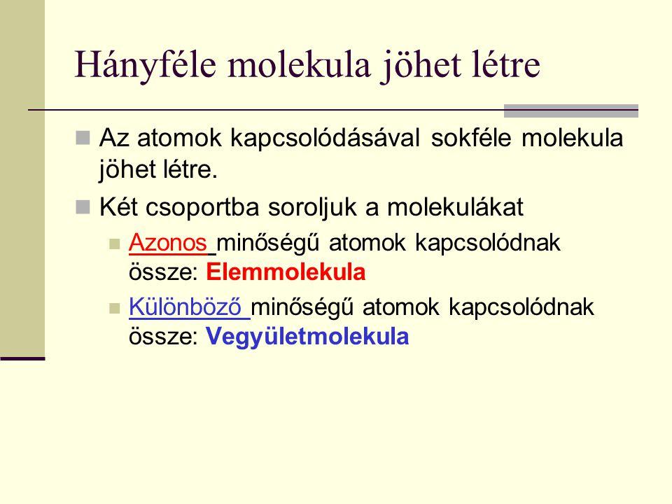 Az ammónia Felépítő molekula neve: ammóniamolekula Modellje: Képlete: NH 3
