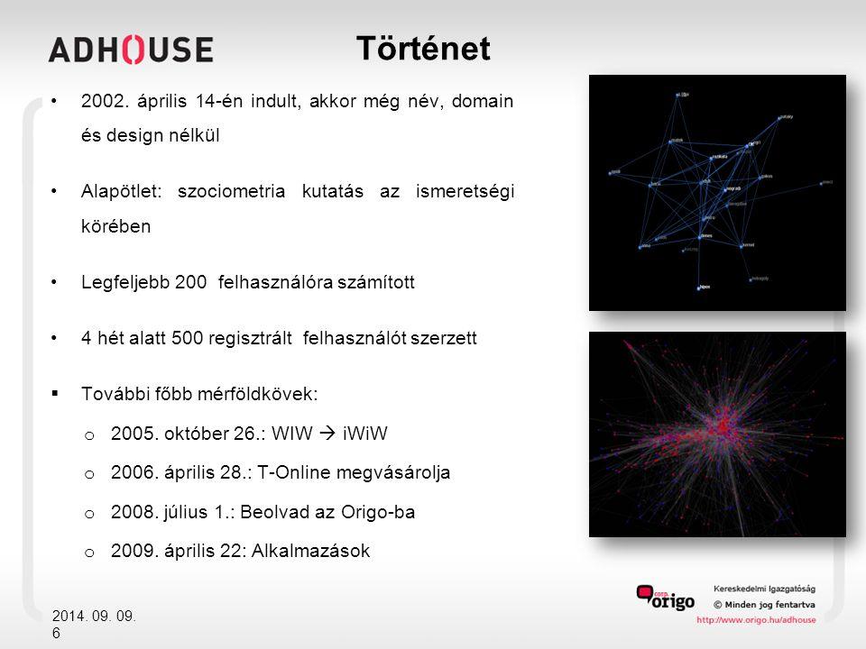 Tartalmi elemek és szolgáltatások 2014.09. 09.