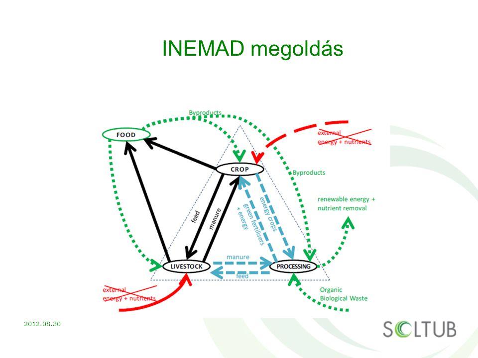 INEMAD megoldás 2012.08.30
