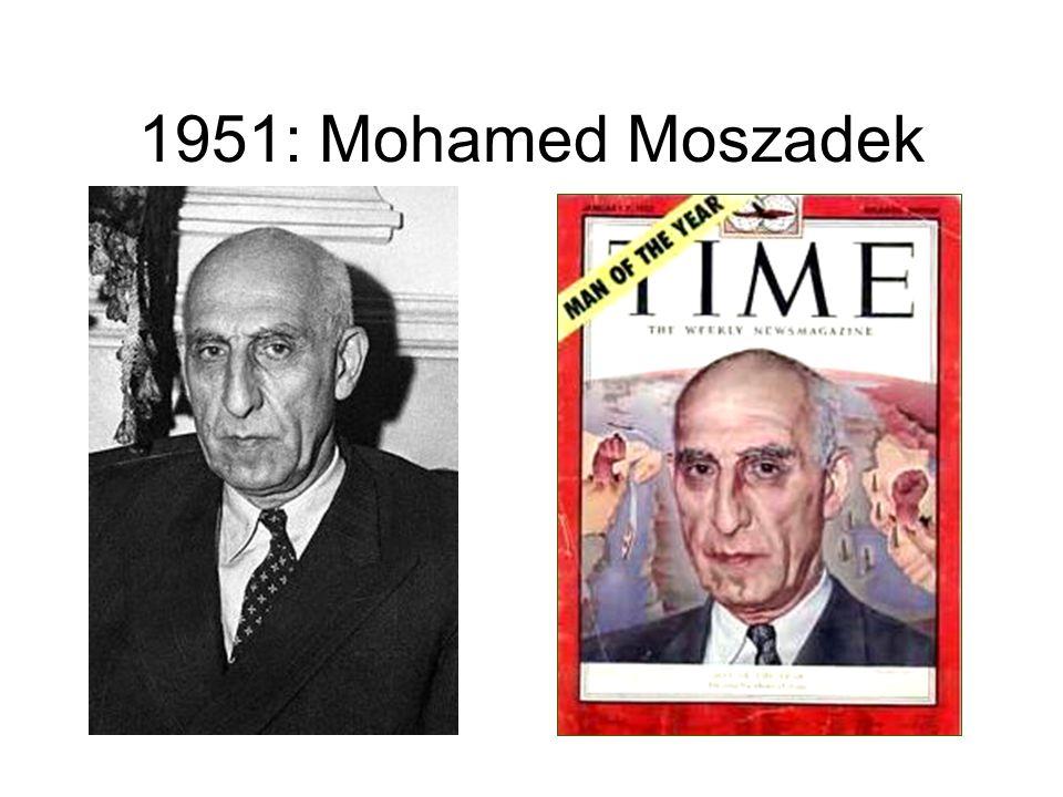 1951: Mohamed Moszadek