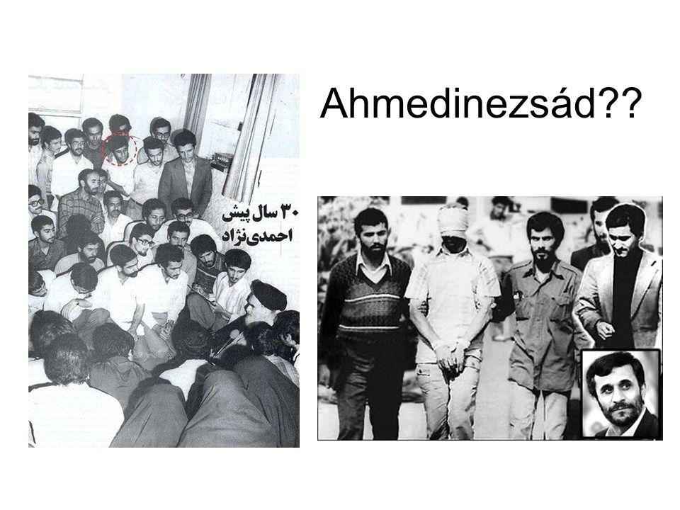 Ahmedinezsád??