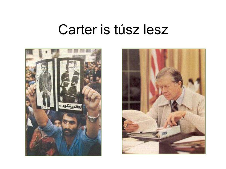 Carter is túsz lesz