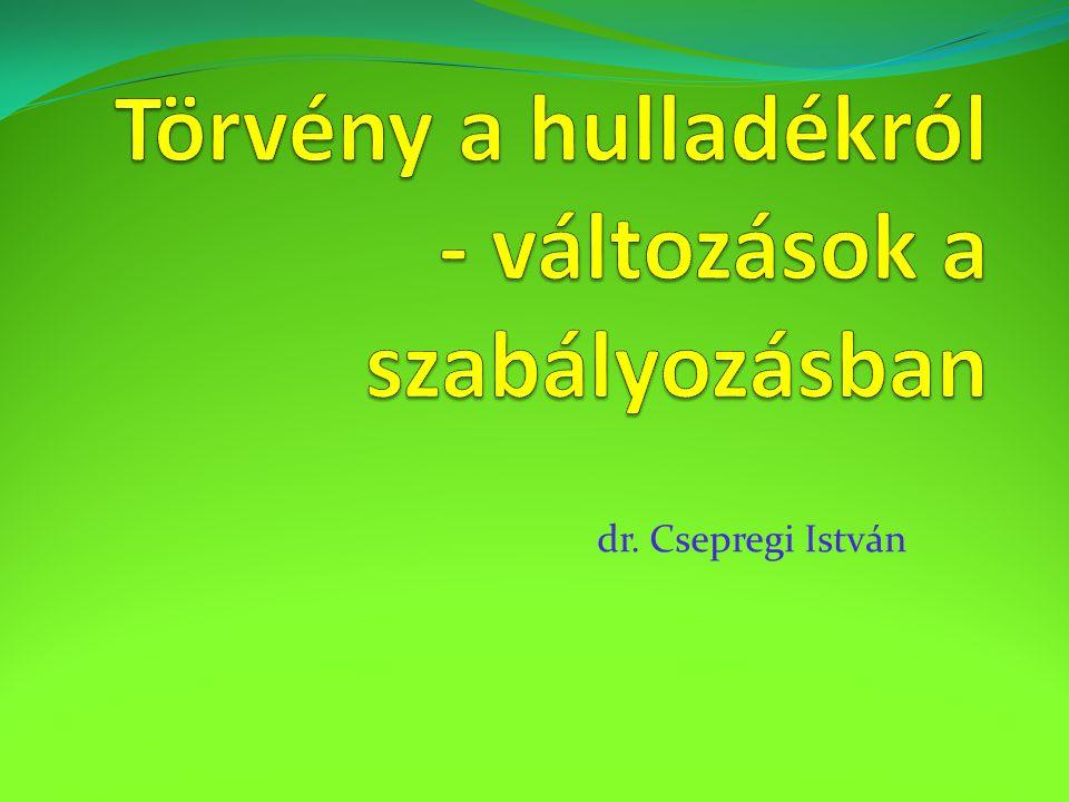 dr. Csepregi István