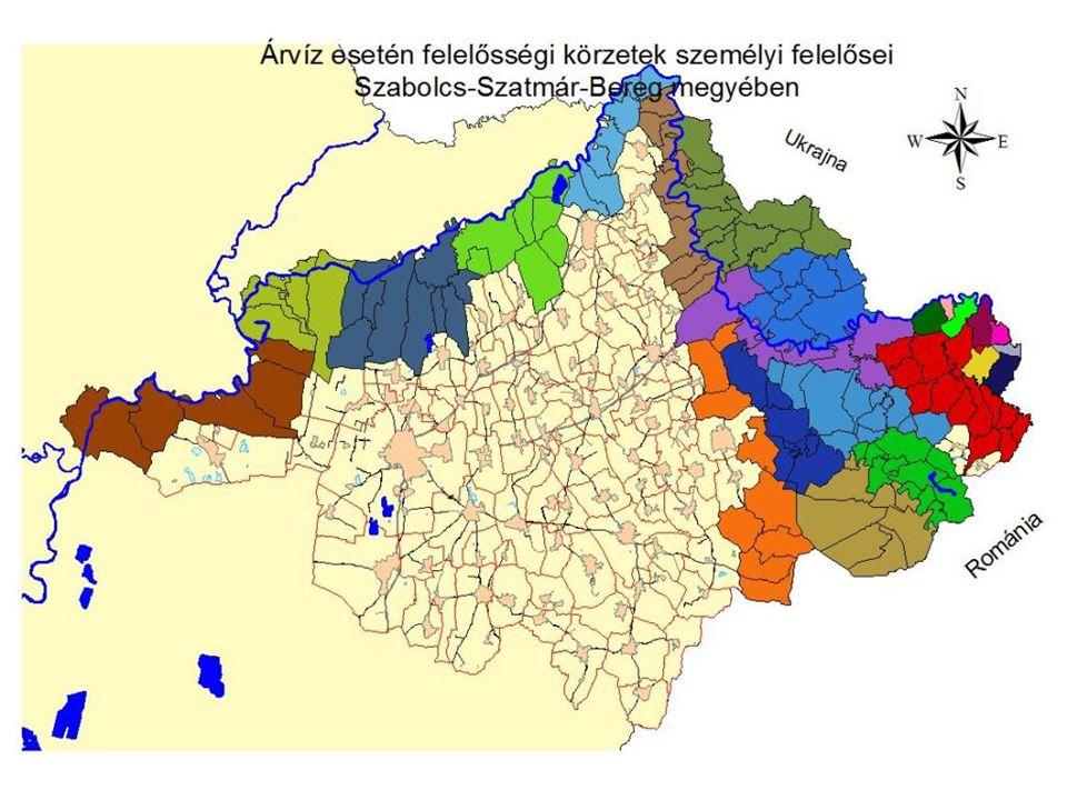 Árvízvédelmi felelősségi körzetek
