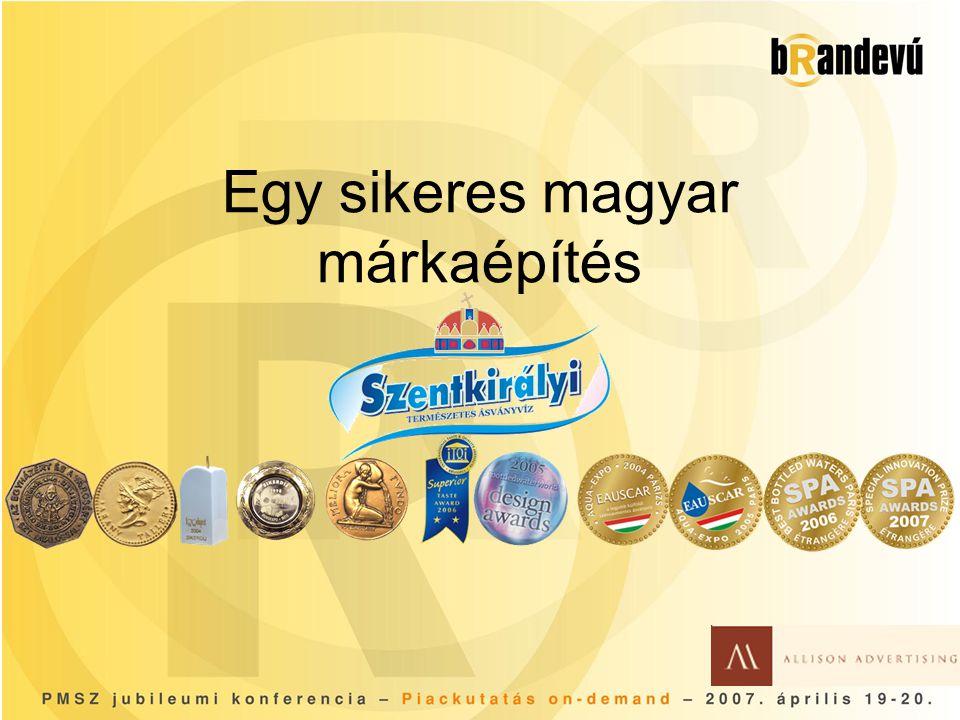 Egy sikeres magyar márkaépítés