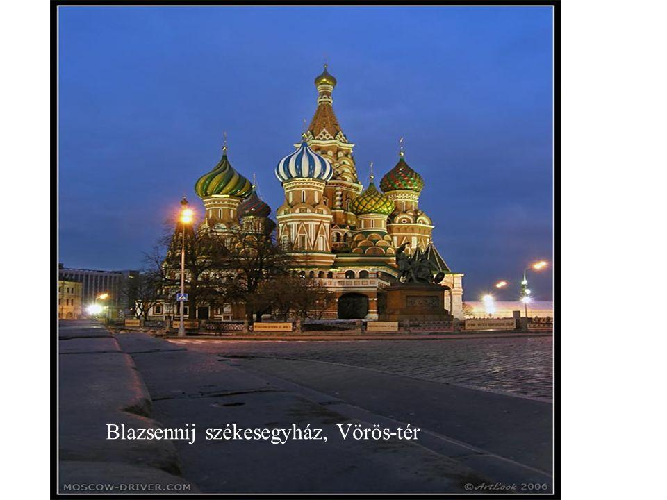 Blazsennij székesegyház, Vörös-tér