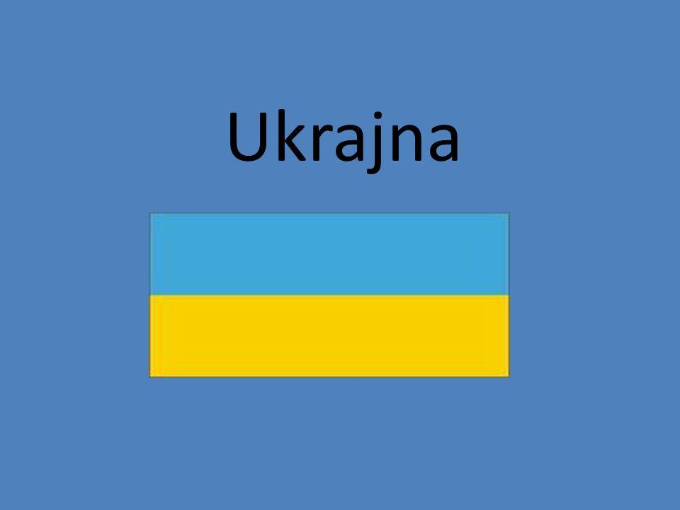 Adatai Fővárosa: Kijev Népesség: 46 287 138 fő Terület: 603.700 km² (Európa második legnagyobb országa) Nyelv: ukrán Államforma: köztársaság Pénznem: hrivnya (UAH) Krími-félsziget autonóm köztársaságot képez