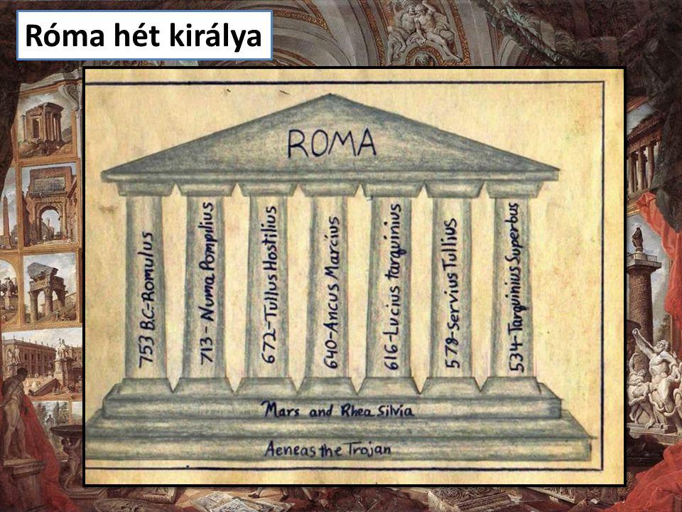 Róma hét királya