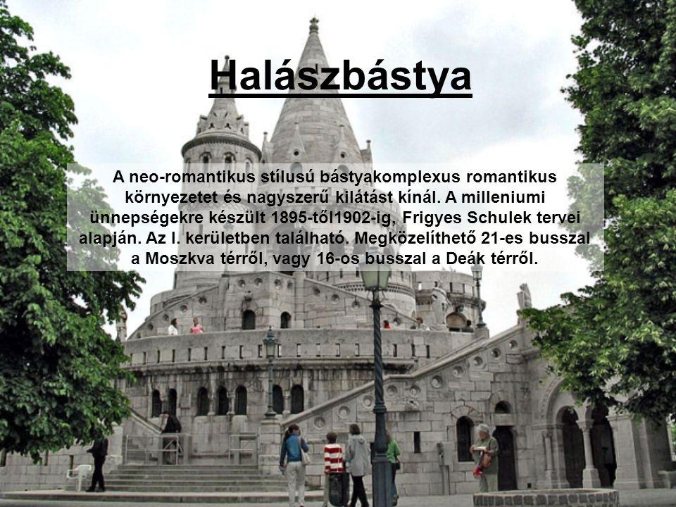 Hősök tere 1896-ban jött létre a Magyar állam ezeréves évfordulójára.