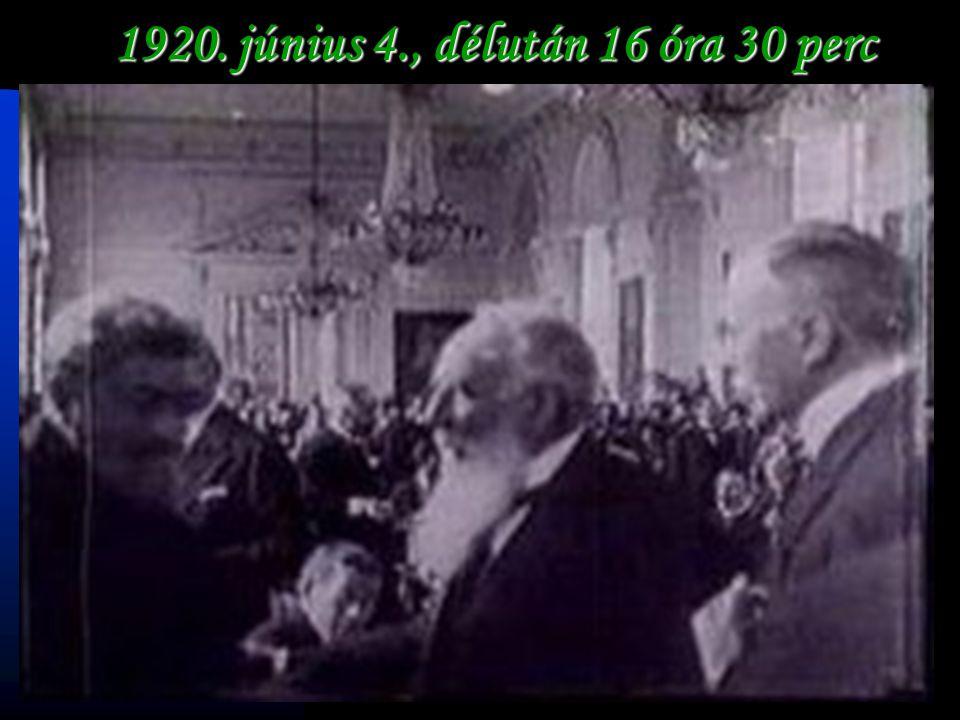 1920. június 4., délután 16 óra 30 perc