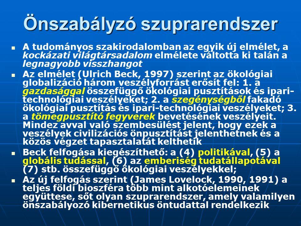 Nemzeti forgatókönyvek 4.A kék forgatókönyv: információs és/vagy tudástársadalom 2.