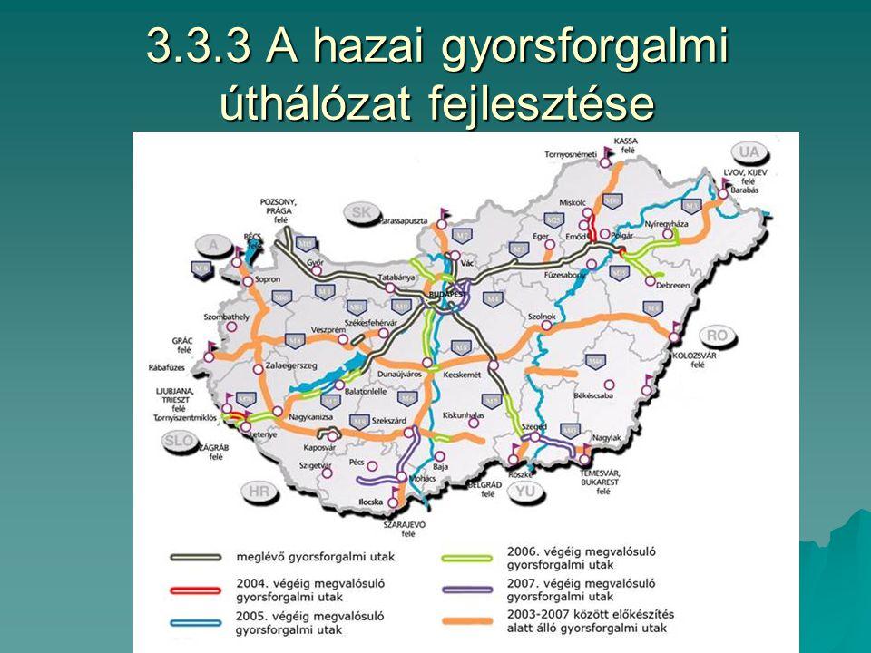 3.3.2 Interreg IIIA keretében a határokon átnyúló együttmű- ködések