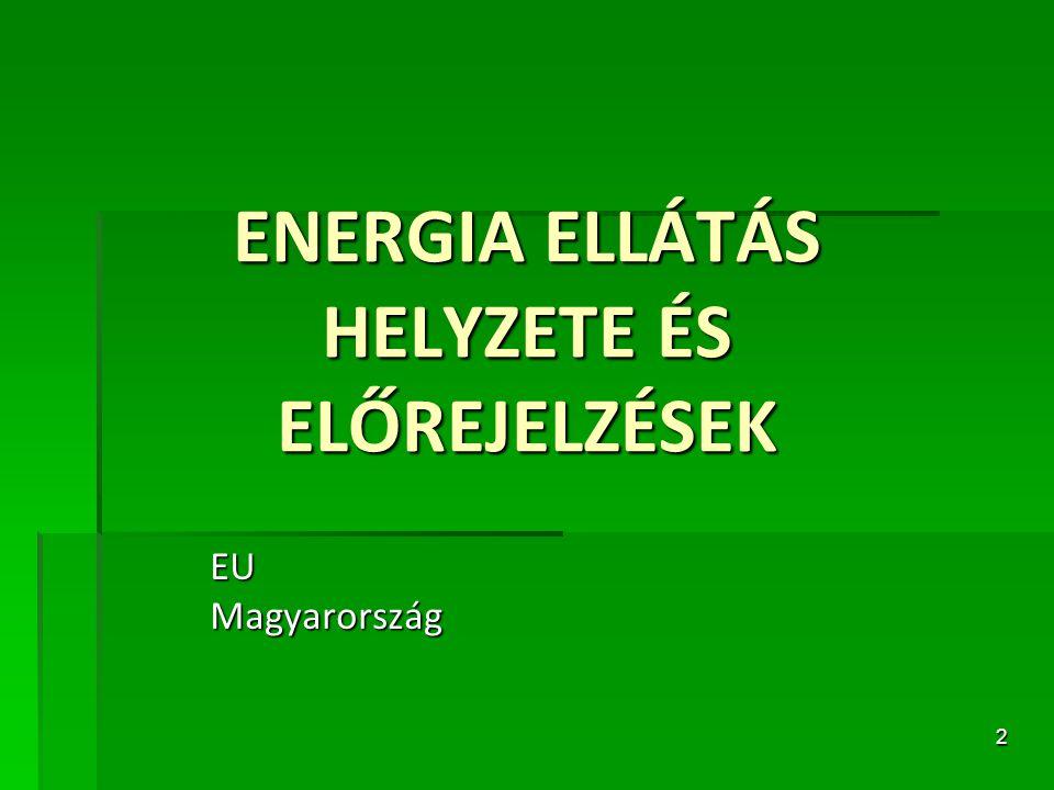 23 ENERGETIKAI PROJEKTEK MUNKAERŐIGÉNYE Forrás: OECD/IEA, 2007 Good Practice Guidelines – Bioenergy Project Development & Biomass Supply Működtetés és fenntartás létszáma / 100 GWh Biomassza